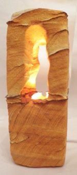 Desert sandstone night light